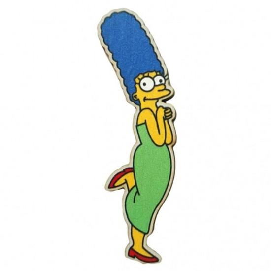 "Значок из дерева ""Мардж Симпсон"""